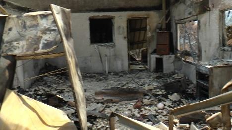 השריפה באבן ספיר: האובדן והאמונה • וידאו
