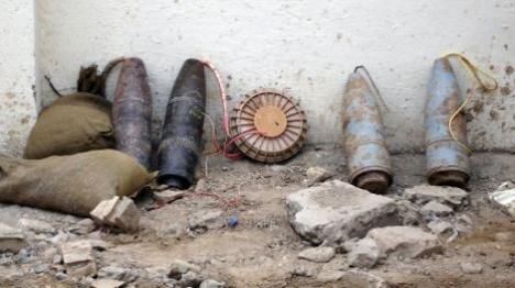 """שבדיה: מטען דמה סמוך לבית חב""""ד"""