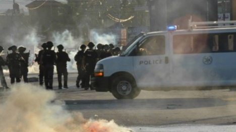 ואדי ערה: מאות ערבים התפרעו