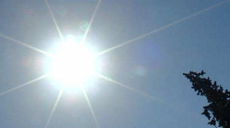 התחזית: החום יימשך גם השבוע