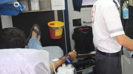 """במד""""א קוראים לציבור: בואו לתרום דם"""