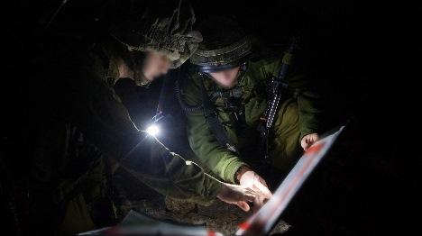 אישום: ערבי מלוד ריגל בגבול ישראל-מצרים