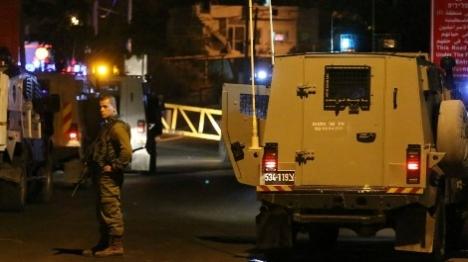 פיגוע דריסה בהר חברון: פצוע קל