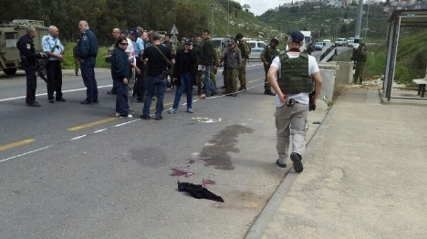 פיגוע ירי בשומרון: פצוע קל
