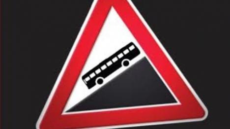 """""""סכנה על גלגלים"""": נהגי אוטובוס ערבים"""