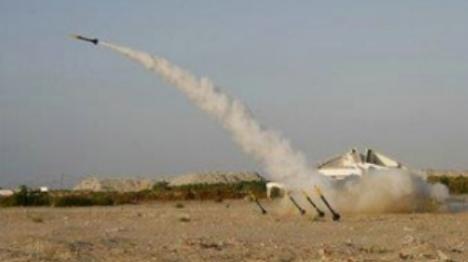 """""""זליגה"""": רקטה מסוריה התפוצצה בצפון"""