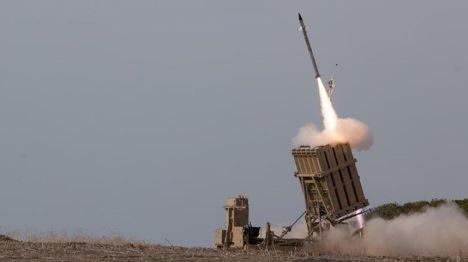 טיל ששוגר מסוריה יורט מעל לחרמון