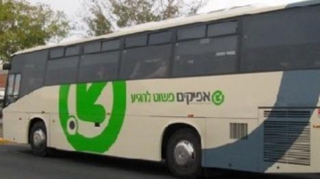 אוטובוס אפיקים