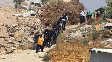 אוכלוסייה תומכת טרור? שביתה במגזר הערבי