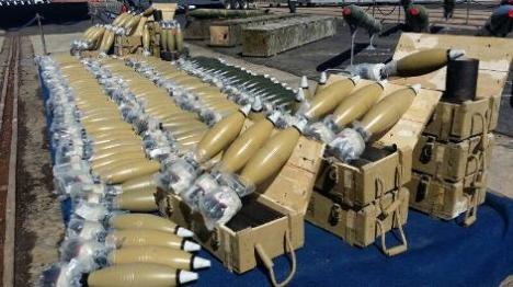 סחרו בתחמושת: המדינה תובעת מיליונים