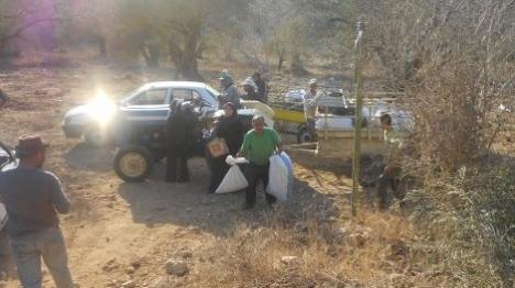 ערבים שפלשו סמוך לאלון מורה הותקפו ונמלטו