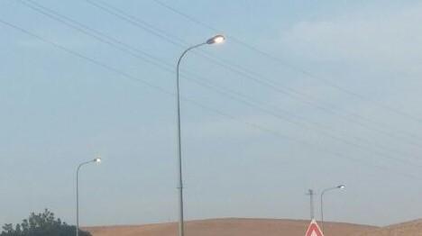 """""""הסכם"""" חדש בין חברת החשמל לבדואים"""
