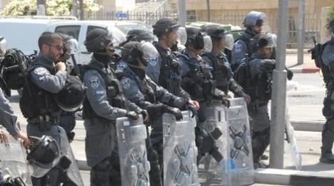 כל המערכת מגויסת (משטרת ישראל)