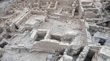 מצודה יוונית התגלתה בירושלים
