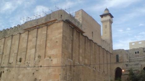 שמחה על הזכות לנשום אוירה של ארץ ישראל