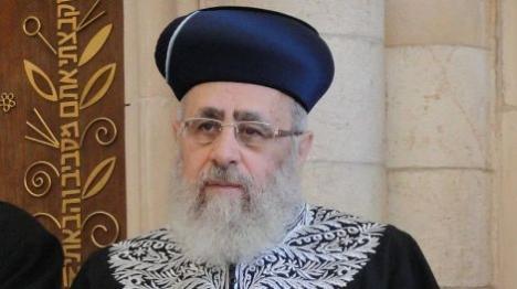 הרב יוסף נגד 'קול ברמה'