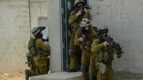 קטטה בין חיילים בדואים לחיילים יהודים בבסיס אימונים של גבעתי