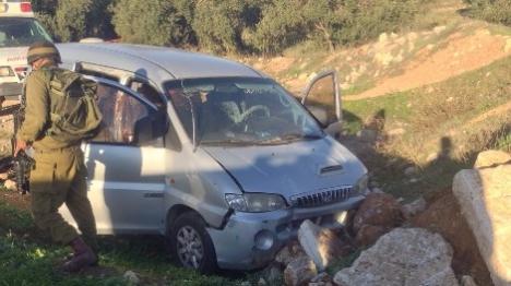 שני יהודים נרצחו בפיגוע ירי בהר חברון