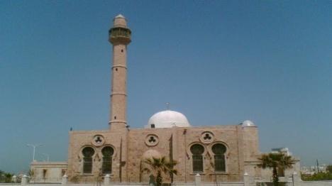 מסגד יוקם במרכז הרפואי וולפסון