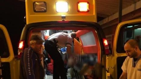 מספר פצועים בפיגוע בקרית גת