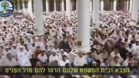"""צפו: """"בג""""ץ מחריב רק ליהודים"""""""