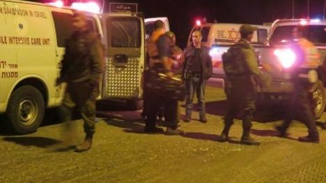 פיגוע ירי בקלנדיה: אין נפגעים