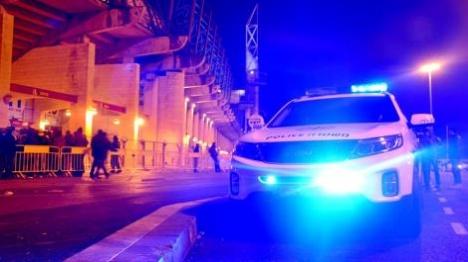 מעצר. אילוסטרציה (משטרת ישראל)