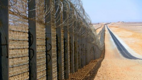 גדר הגבול כנגד המסתננים (Idobi)