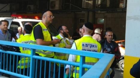 לקח סכין מהשיפודייה ורצח שני יהודים