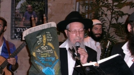 הרב ישראל אריאל (הקול היהודי)