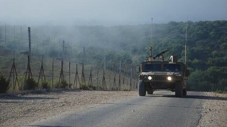 חשש מירי בצפון: חקלאים הורחקו מהגבול
