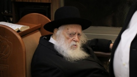 """הרב קנייבסקי: """"מחבל שייהרג"""""""