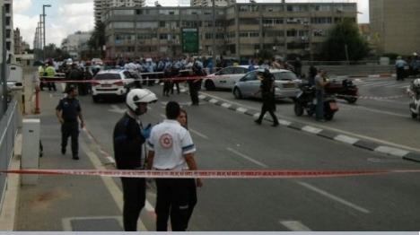 שני הרוגים ומספר פצועים מירי בתל אביב