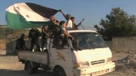 """שוב: """"זליגה"""" מסוריה התפוצצה ברמת הגולן"""