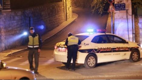 חמישה שוטרים נפצעו בהתפרעויות בירושלים