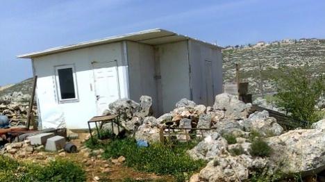הבית בגבעת קומי אורי (הקול היהודי)