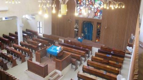 ציוד בית כנסת, מסגד או כנסייה יהיה חסין מפני עיקול