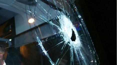 למרות העוצר ברחובות: 23 אירועי טרור, נהג נפצע