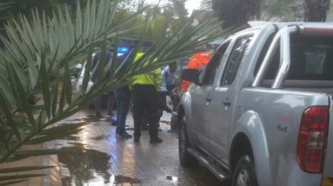 פיגוע דקירה באשקלון: חייל נפצע קל
