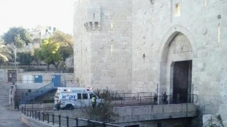 אישום: ערבי כבן 15 ניסה לרצוח
