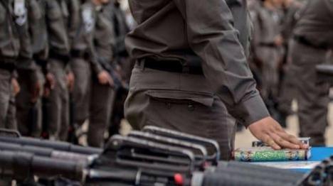 בקרוב: 1,300 שוטרים ערבים נוספים