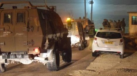 פיגוע ירי בבית אל: אין נפגעים
