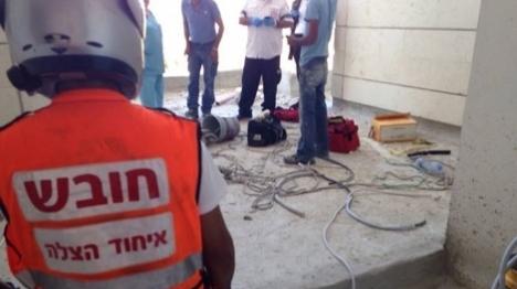 גבעתיים: ערבי ניסה לבצע פיגוע סנפלינג
