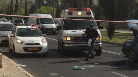 בוקר של טרור: פיגוע ירי בירושלים, נסיונות דקירה בשומרון