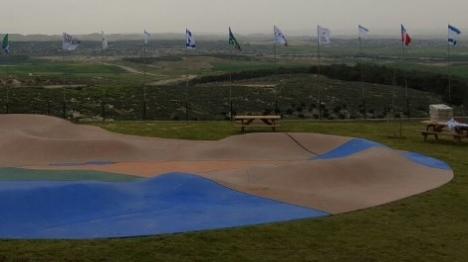 פארק לזכר הלוחמים נחנך בהר חברון