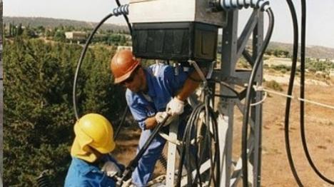 ערבים חיבלו באספקת החשמל לקראת החג