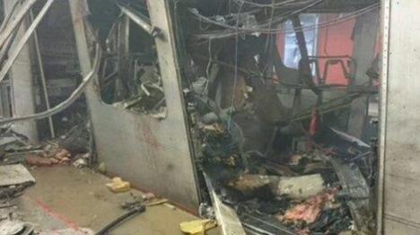 בלגיה: עשרות נהרגו ומאות נפצעו