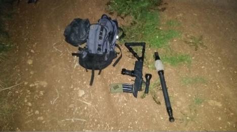 ערבי חמוש ברובה נתפס סמוך לישוב בשומרון