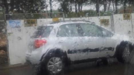 מזג אוויר: גשם ירד ברחבי הארץ