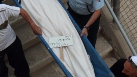 """שר הפנים נכנע? לא תשלל תושבותם של רוצחי אלכסנדר לבלוביץ' הי""""ד"""